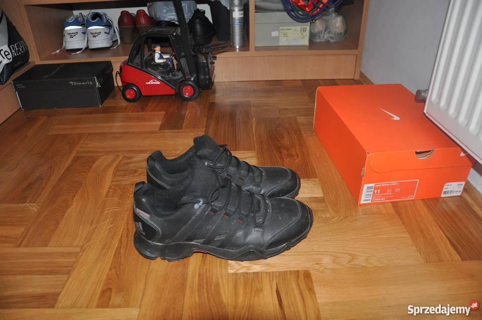 Buty Adidas rozmiar 44 i 23 prawie nowe