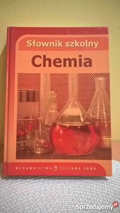 Chemia - Słownik Szkolny
