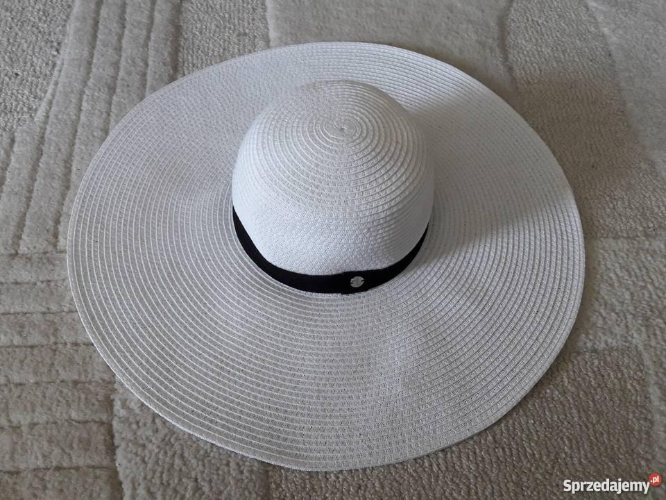 75272607f Letni kapelusz z dużym rondem (SIMPLE) Warszawa - Sprzedajemy.pl