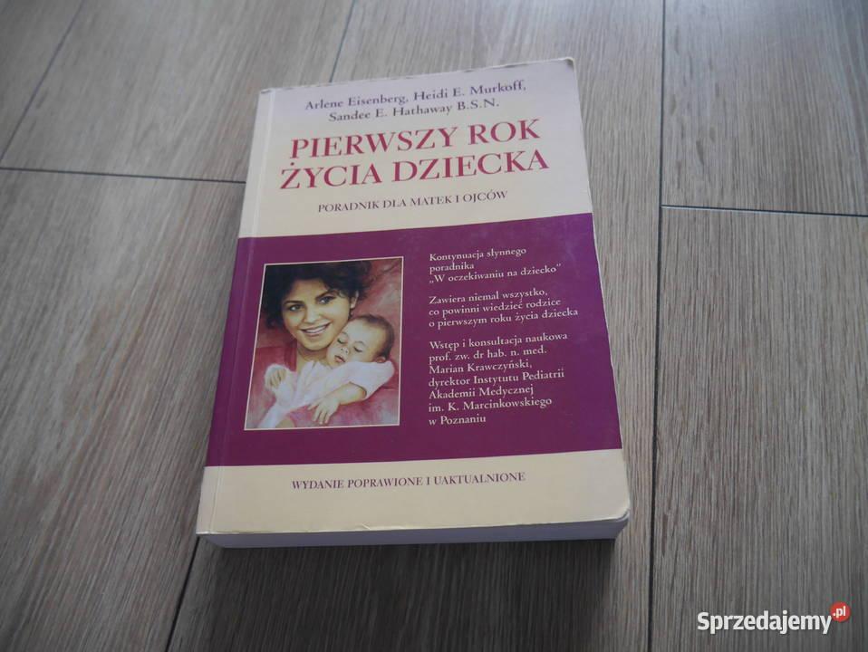 """Sprzedam książkę """" PIERWSZY ROK ŻYCIA DZIECKA"""""""