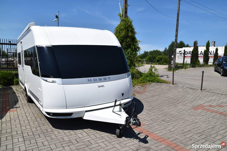 HOBBY PREMIUM 560 CFE Przyczepa Campingowa Gdynia