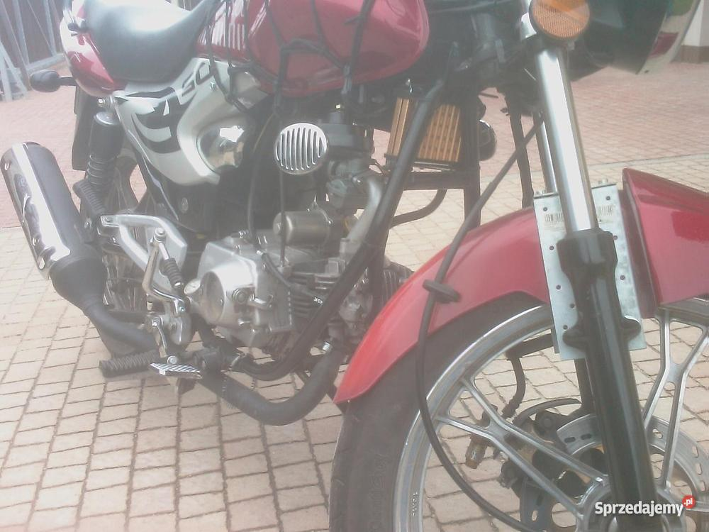 Zumico GR 500 Motorower