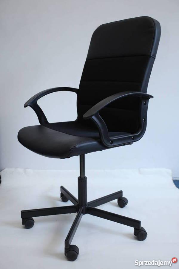 Fotel Biurowy Fingal Ikea Jak Nowy Warszawa Sprzedajemypl