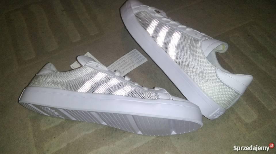 Adidas Court Vantage r 45 29 przewiewne z boku Moda i Styl