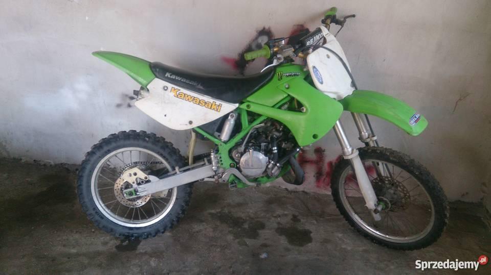 Kawasaki kx 85 Ujanowice - Sprzedajemy.pl