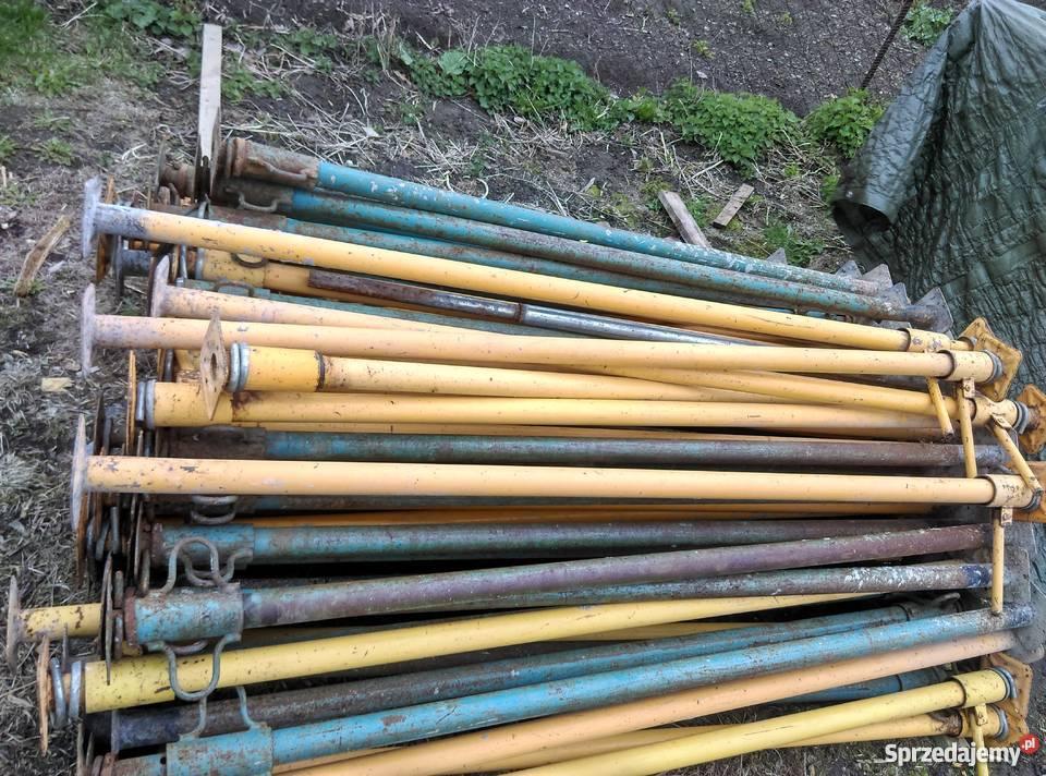 Chwalebne Stemple budowlane metalowe 3.10 Mogilno - Sprzedajemy.pl QS09