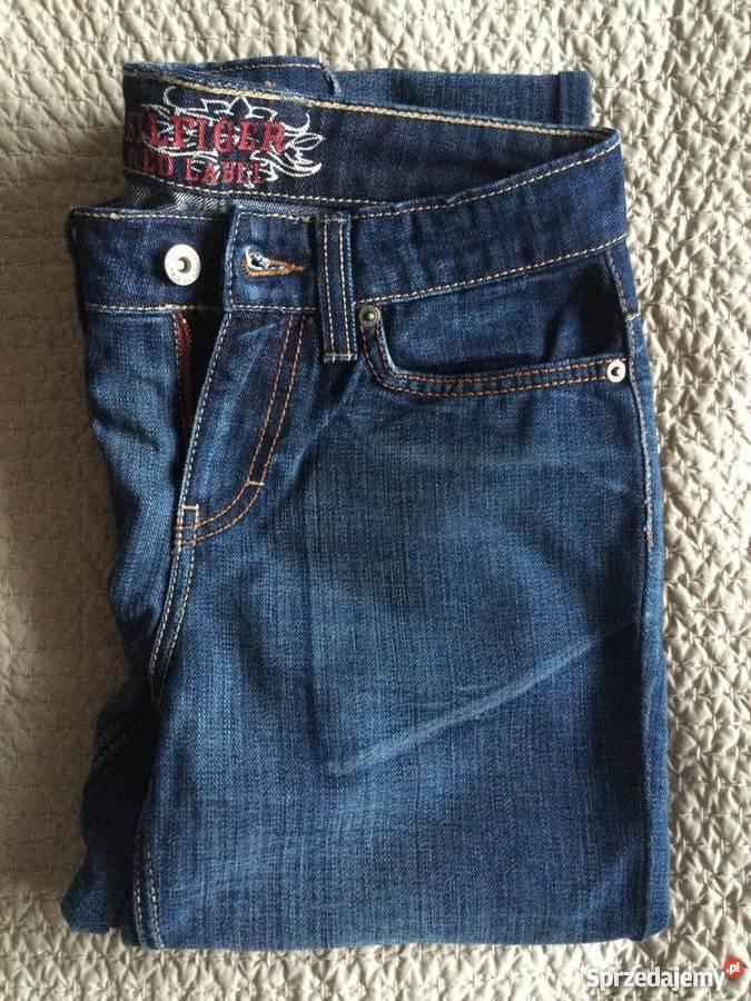 f134a51812601 Damskie jeansy jeans spodnie TOMMY HILFIGER Warszawa - Sprzedajemy.pl