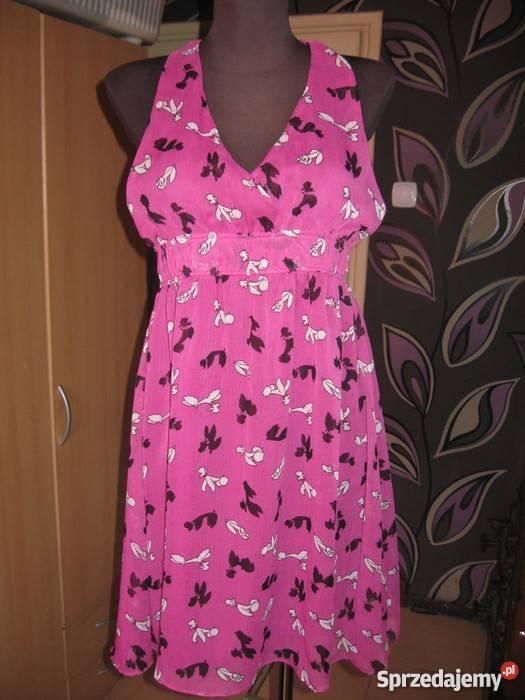 22c4ac4e6f Słodka sukienka w pudelki rozm L Piła - Sprzedajemy.pl