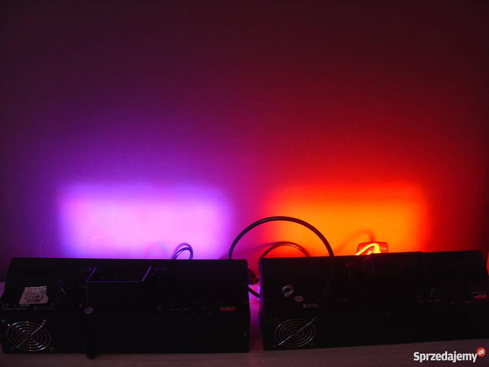 Stroboskop RGB LED Dzierżążno
