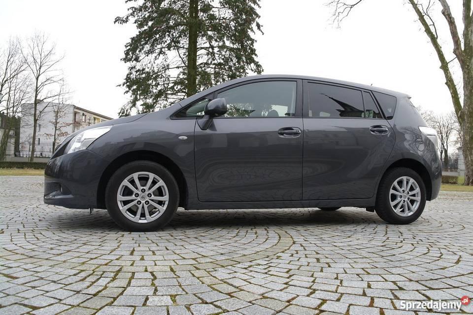 Wspaniały Toyota Verso automatyczna skrzynia biegów Jarocin - Sprzedajemy.pl LR83