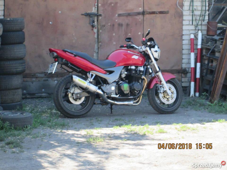 Kawasaki zr7 zr-7 tanio z Włoch Tarnów - Sprzedajemy.pl