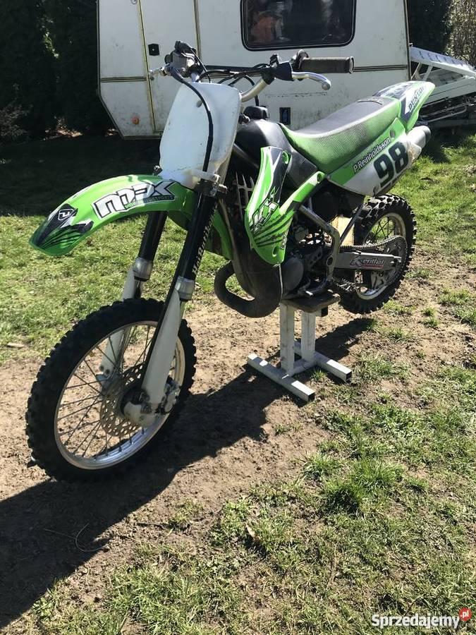 Kawasaki kx 85 Załuczne - Sprzedajemy.pl