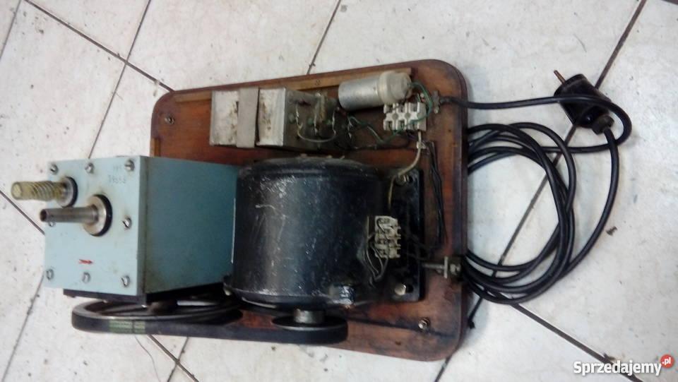 Pompa próżniowa PP5 z silnikiem zestaw Lubin sprzedam