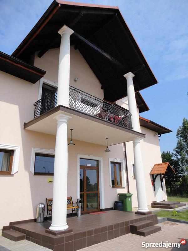 Młodzieńczy Kolumna betonowa kwadratowa NOWOŚĆ Górno - Sprzedajemy.pl SX75