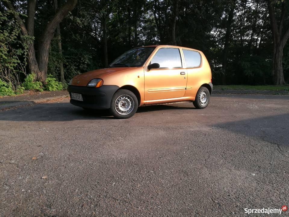 Fiat Seicento 11 Okazja Rok produkcji 2000 Zabrze