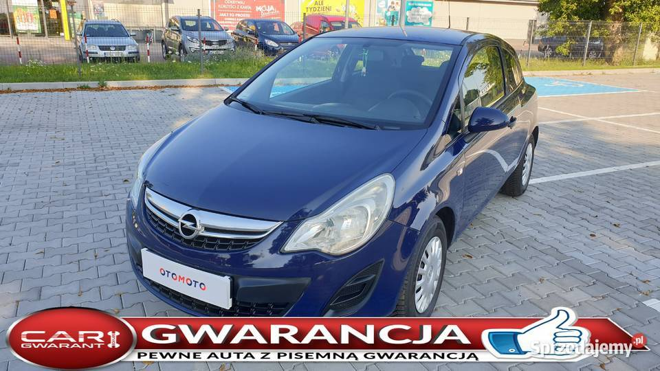 Opel Corsa SALON POLSKA 1 Właściciel VAT 23% SUPER Stan Tech