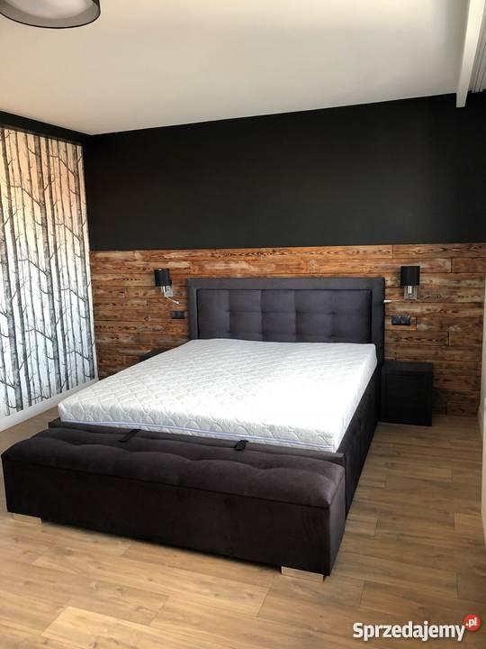 łóżka Tapicerowane Usługi Tapicerskie Zabudowy Na Wymiar