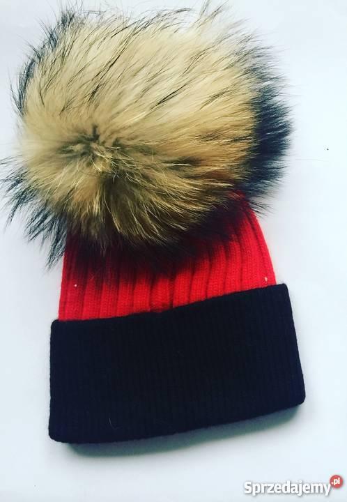 eec5b2c16e8291 czapki z futerkiem - Sprzedajemy.pl
