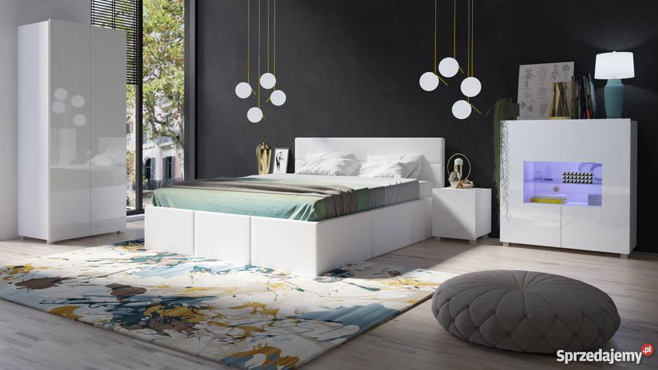 Piękna Sypialnia Calabria 13 Modne Kolory Okazja