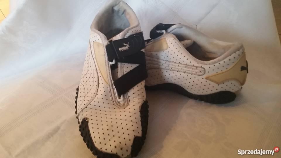 PUMA, adidasy, sportowe buty, białe, oddychające, uniseks