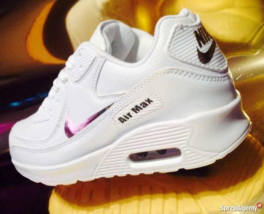dzieciece buty nike air max