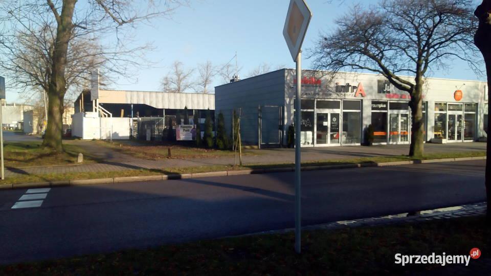 Narożna działka w centrum Kołobrzegu