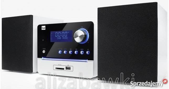 mini wie a dual ml45 dab radio dab fm mp3 usb sd mogilany. Black Bedroom Furniture Sets. Home Design Ideas