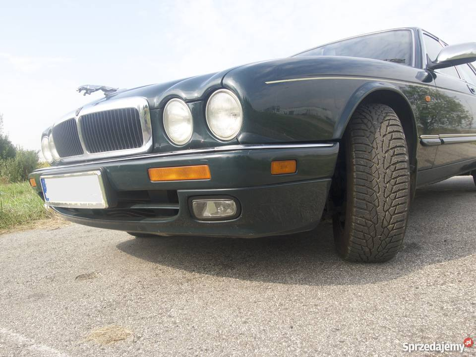 Jaguar X300 Vanden Plus 95 Sedan / Limuzyna Warszawa sprzedam