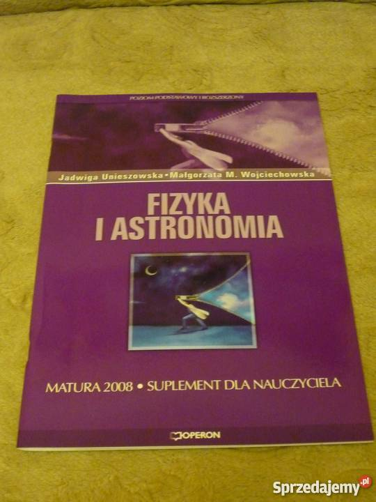 matura fizyka i astronomia