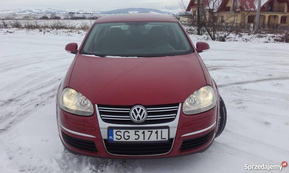 Vw jetta 2006r 1.9 TDI 105KM Diesel 18900zł Czarny Dunajec - Sprzedajemy.pl