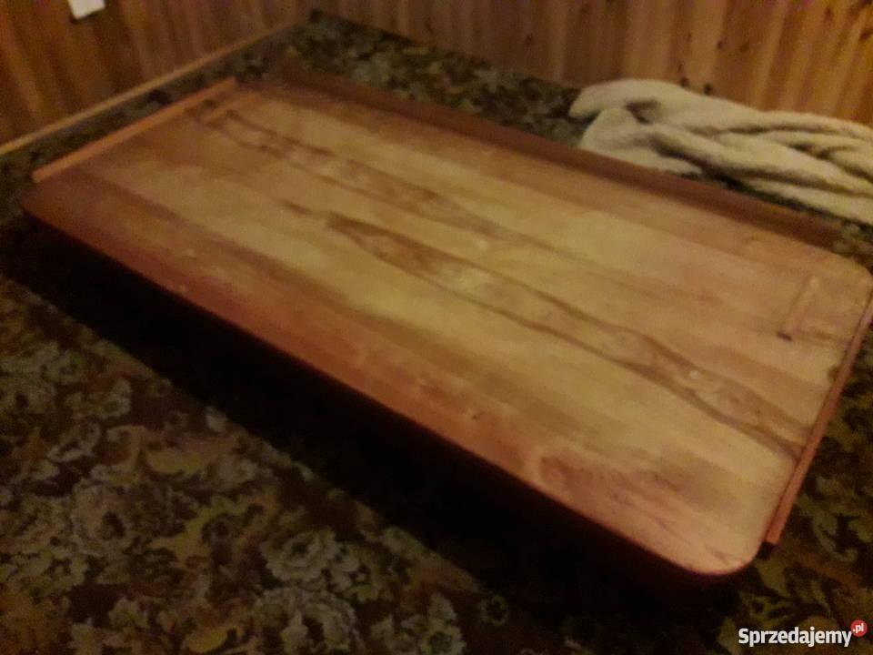 Sprzedam Drewniane łóżko Używane