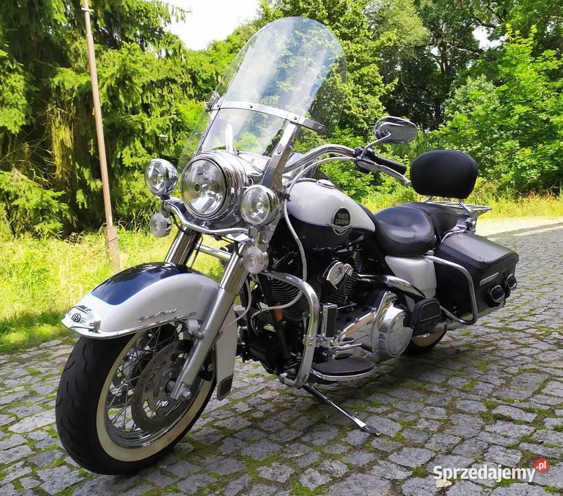 Harley Davidson Road King 1600 2008' OPARCIE RINEHART ZAREJ