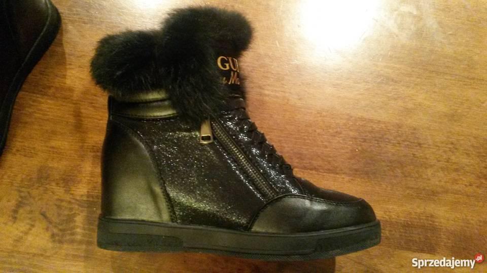 8ccdf2779ba8c buty Guess sneakers piękne Dobiegniew - Sprzedajemy.pl
