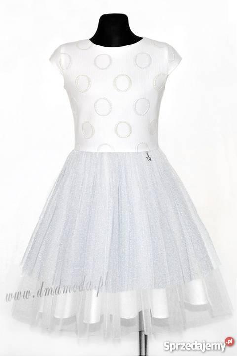 d33c7ba220 sukienka z tiulu dla dziewczynki - Sprzedajemy.pl