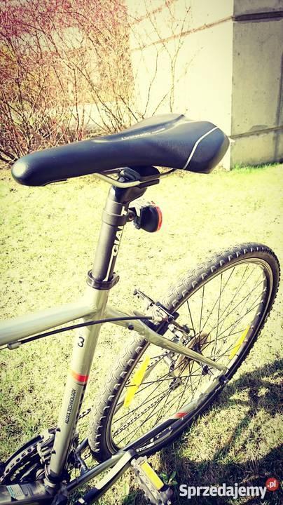 Ekstra rower Giant ROAM 3 srebrny 2014 sprzedam