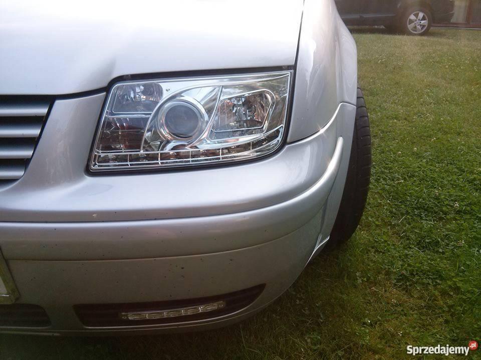 VW Bora 16 SR Benzyna Gaz Jedyna Taka autoalarm Bora Motoryzacja Warszawa