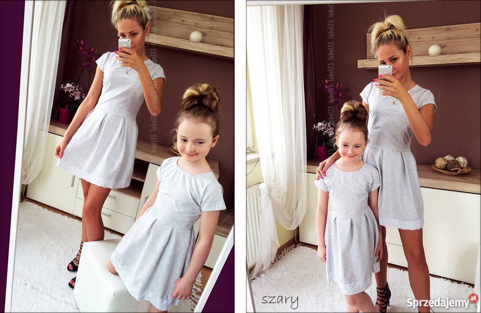 15340866f272 Modne sukienki dla mamy i córki Kraków - Sprzedajemy.pl