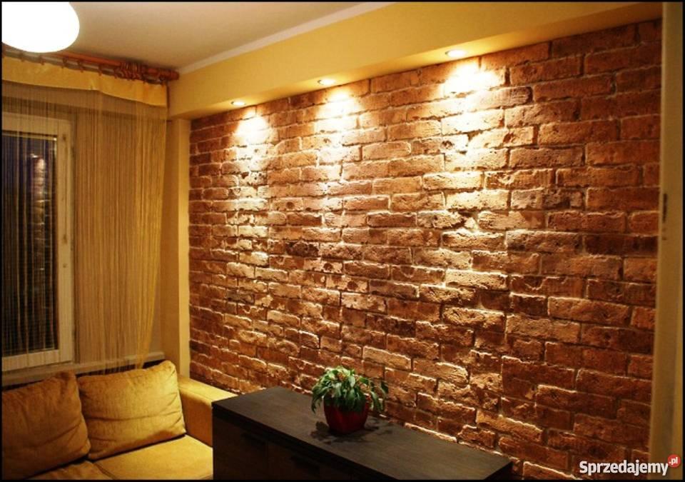 Bardzo dobra Kamień Dekoracyjny - Płytki Ozdobne, Cegły z Fugą, PANELE 3D YT37