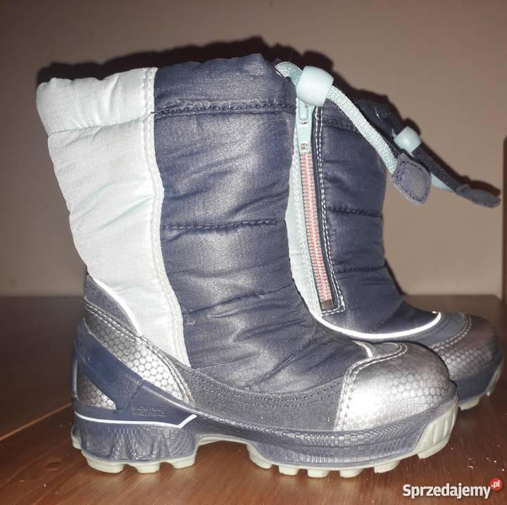 Buty zimowe ECCO chłopięce Sprzedajemy.pl