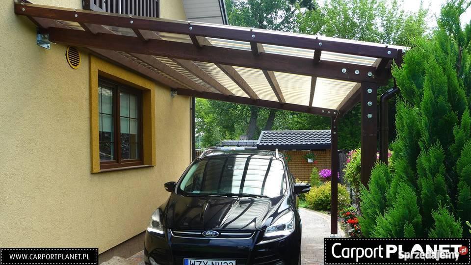 Zadaszenia na samochody wiaty garażowe wiata na Pozostałe Wrocław