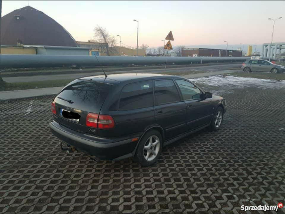 Volvo V40 20t 165 Km Bg Okazja Polecam Rzeszów Sprzedajemypl