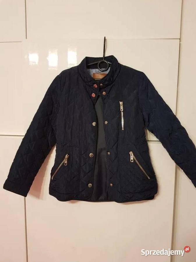 ZARA kurtka przejściowa pikowana 116 cm 5 6 lat