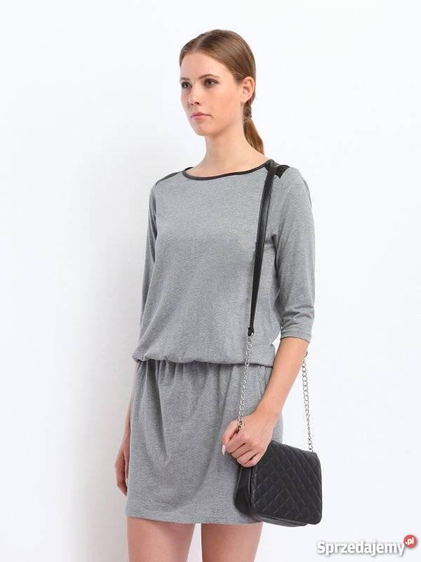 3dd4255bd9 Sukienka dresowa Top Secret S Bytom - Sprzedajemy.pl