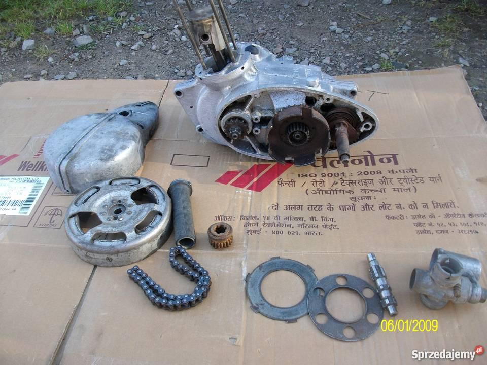 wfm wsk 125 silnik CF Moto Jordanów sprzedam