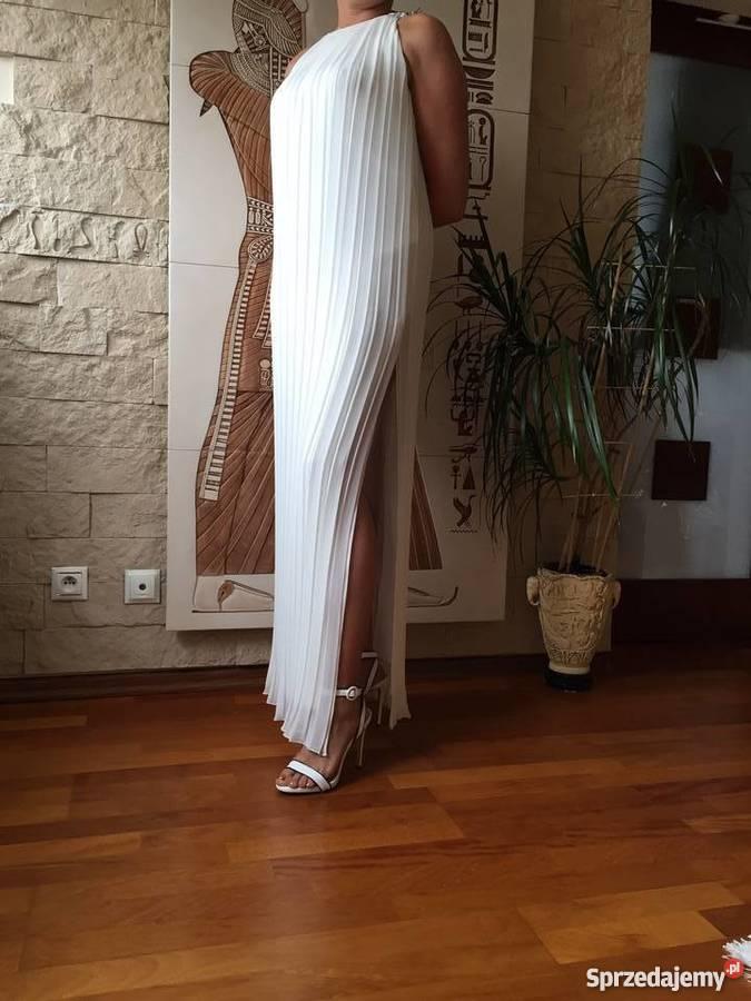 Sukienka W Stylu Rzymskim ślubna