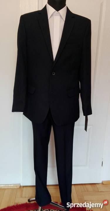 ca042f2630f25 garnitury męskie slim - Sprzedajemy.pl