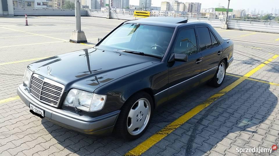 MERCEDES W124 E300 AMG 4MATIC 4X4 E KLASA Warszawa - Sprzedajemy pl