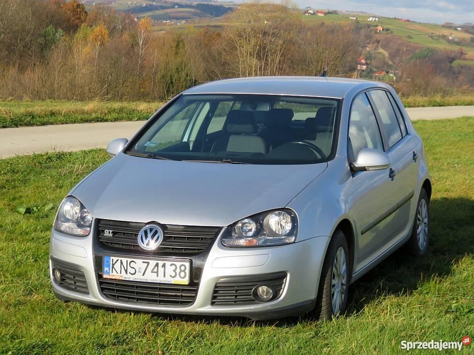 Volkaswagen Golf V GT sport Wojnarowa - Sprzedajemy pl
