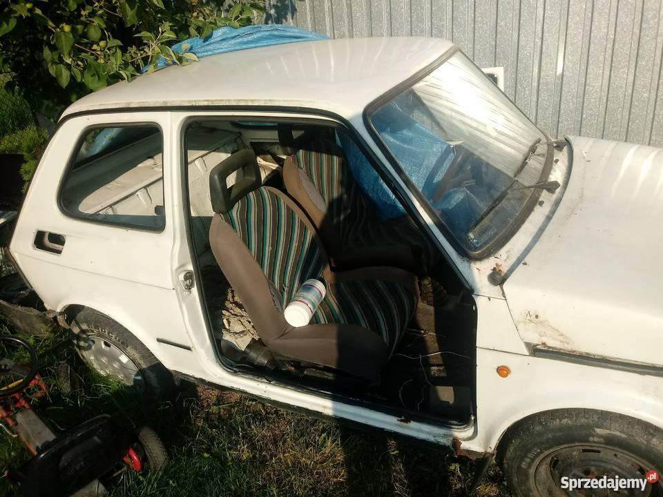 Fiat 126el benzyna Gromnik