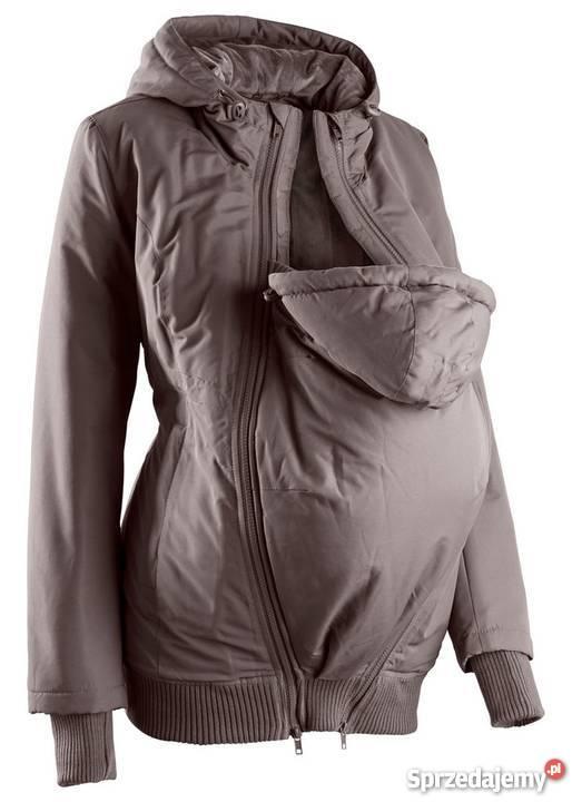 bc785673 B.p.c kurtka ciążowa panel dla dziecka 52
